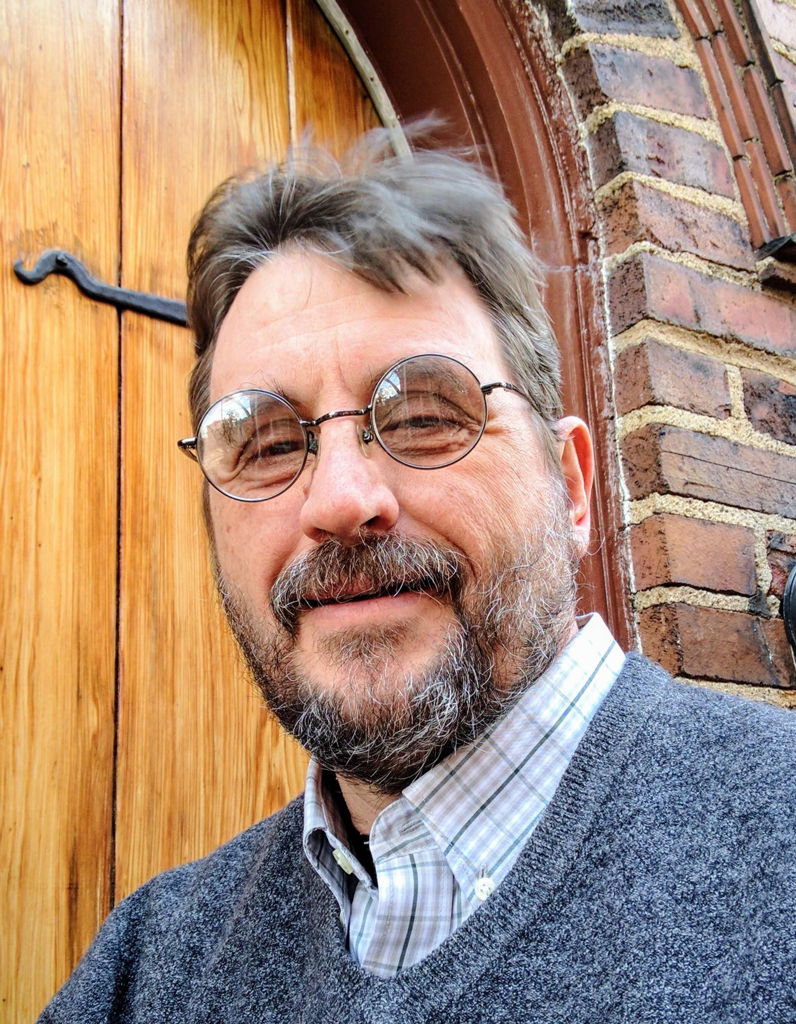 professor Scott Hudson