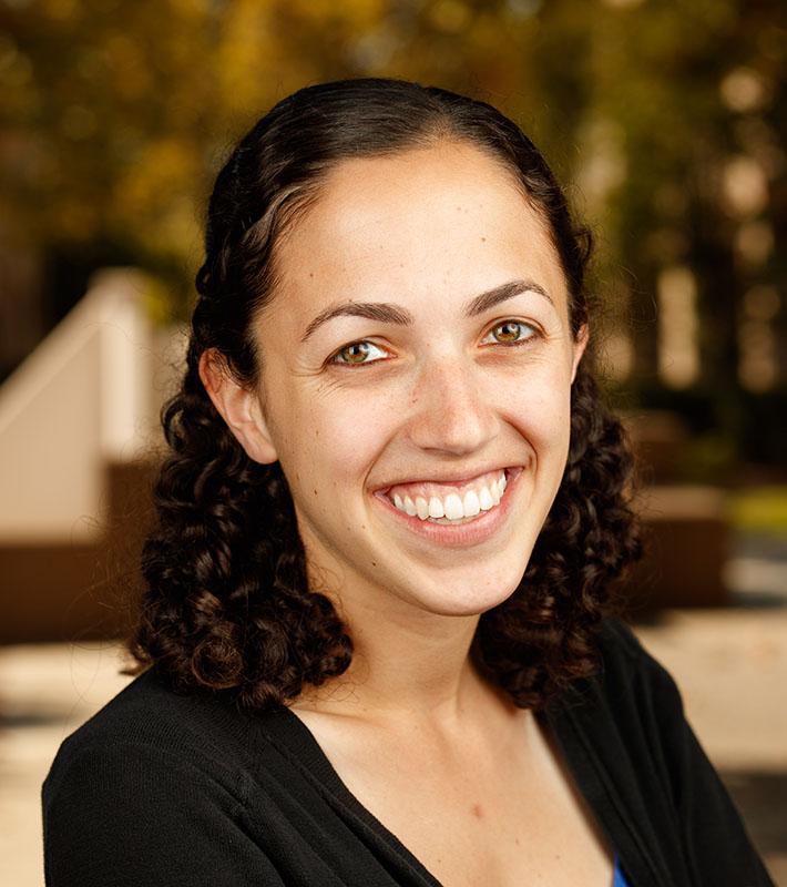 HCII PhD Student Julia Cambre