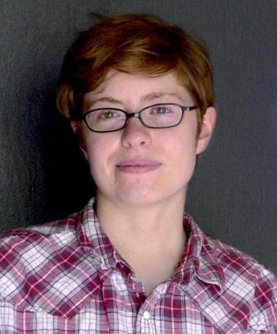 Photo of Toni Kaplan at start of PhD Program in Fall 2017
