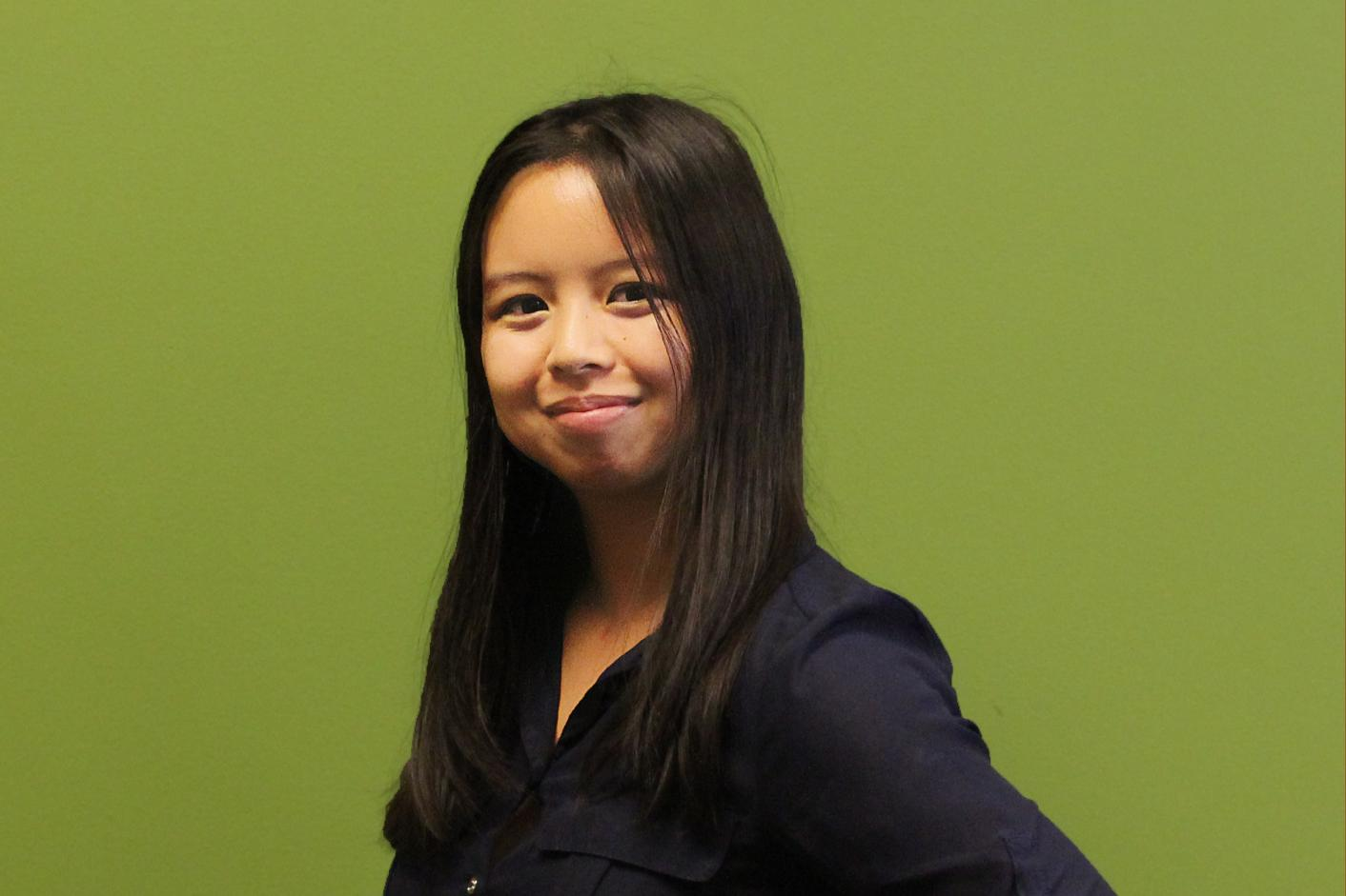 Peggy Chau Headshot