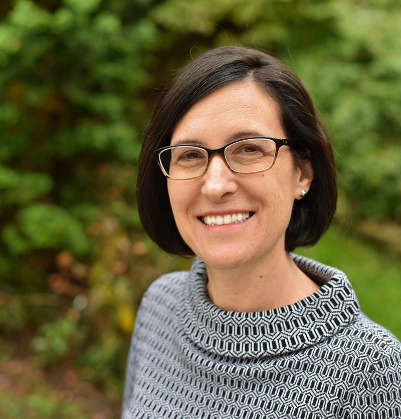 Shelley Moertel, adjunct professor