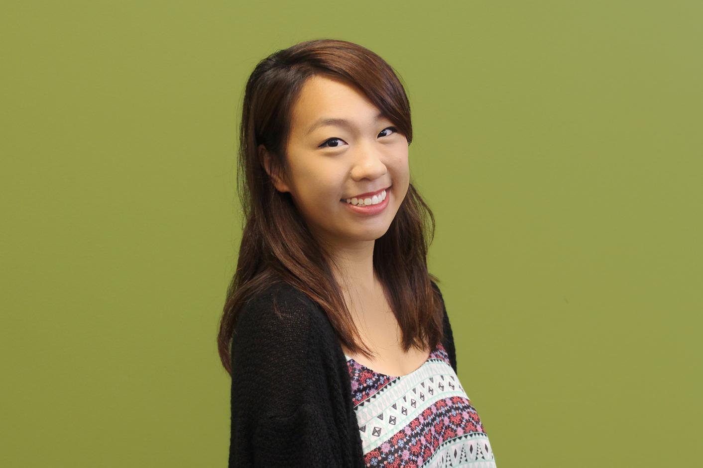 Stephanie Liao Headshot